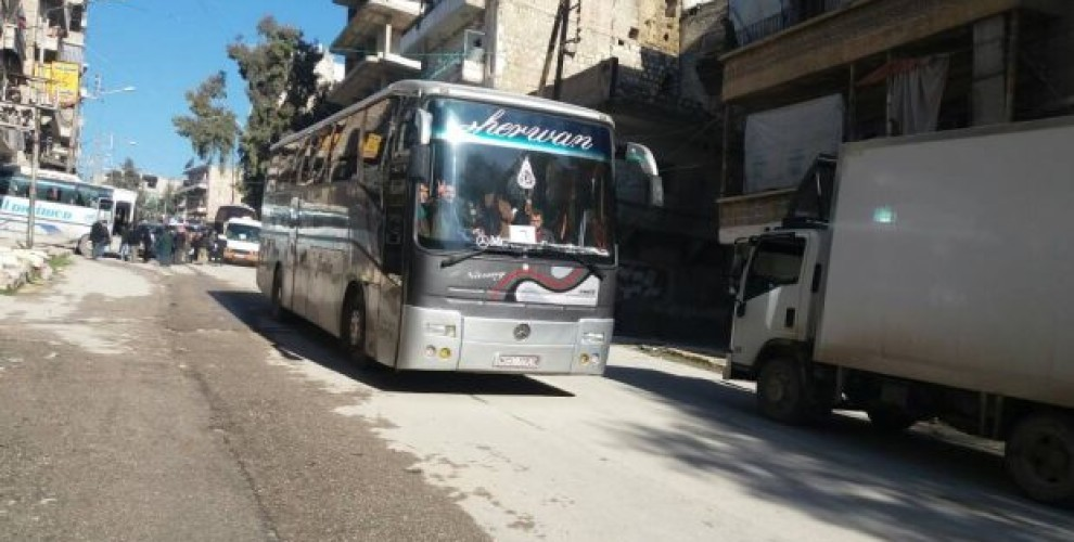 Photo of People of Aleppo heads out to Afrin