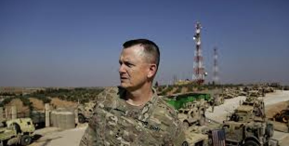 Photo of General Funk: US forces will stay in Manbij
