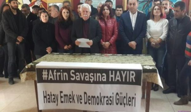 Photo of Turkish authorities arrest anyone who says no to attacks on Afrin