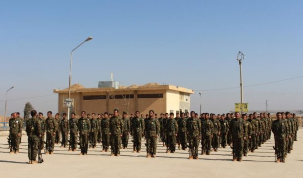 Photo of 94 fighters joined SDF
