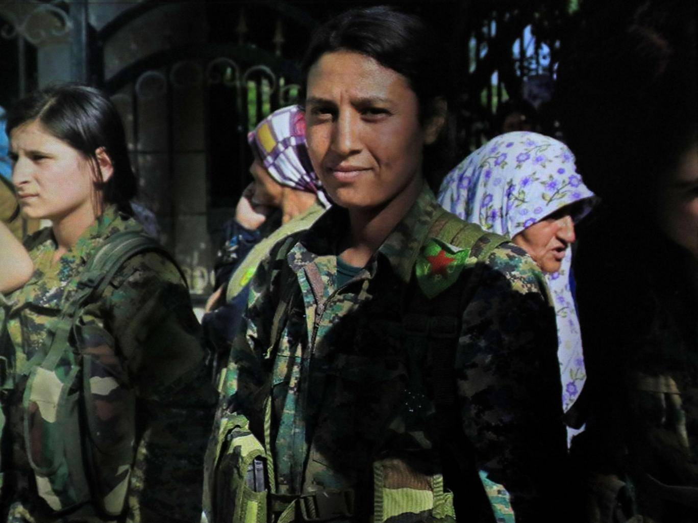 Photo of Barin Kobani: Video of Kurdish female fighter's body prompts outrage