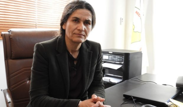 Photo of Ilham Ahmed: Protection units broke Turks thorn in Afrin