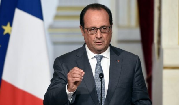 Photo of Francois Hollande condemns Turkish aggression on Afrin, criticizes Western leniency towards it