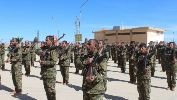 Photo of 81 Fighters of Deir-ez-Zor Joined to ranks SDF