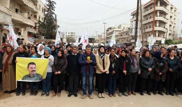 Photo of Afrin's people are preparing to go to Janders