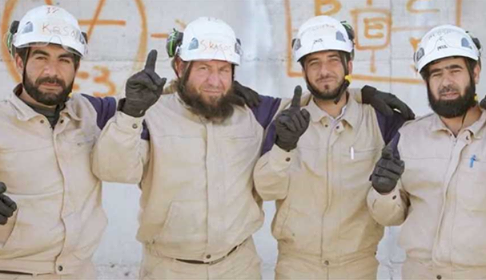 "Photo of A breaking piece was published via CBS news recently that the U.S. frozen funding for Syria's ""White Helmets"""