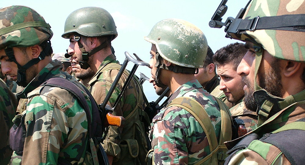 Photo of Syrian Army is up-to liberate Southern Syria Despite Israeli Efforts