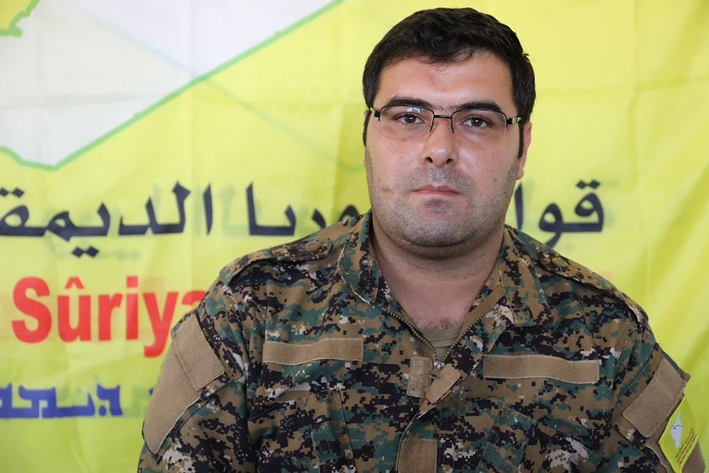 Photo of Gabriel denied SDF participation in Idlib battle