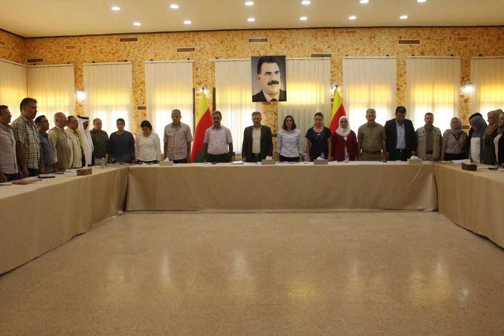 Photo of TEV-DEM held its 1st meeting after holding 3rd conference