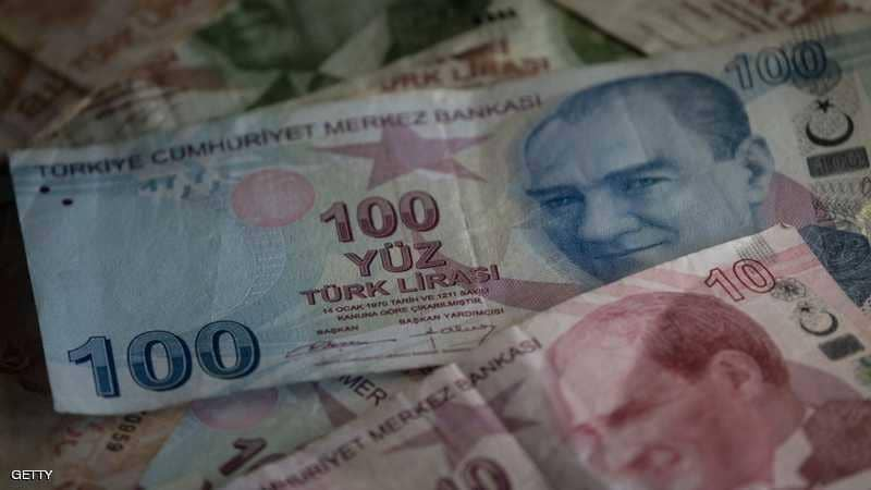 Photo of A sudden drop of the Turkish lira