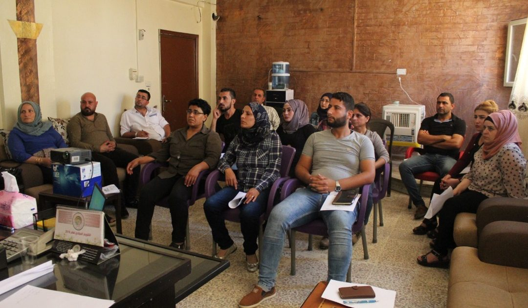 Photo of Environmental Awareness Campaigns In Hasakah