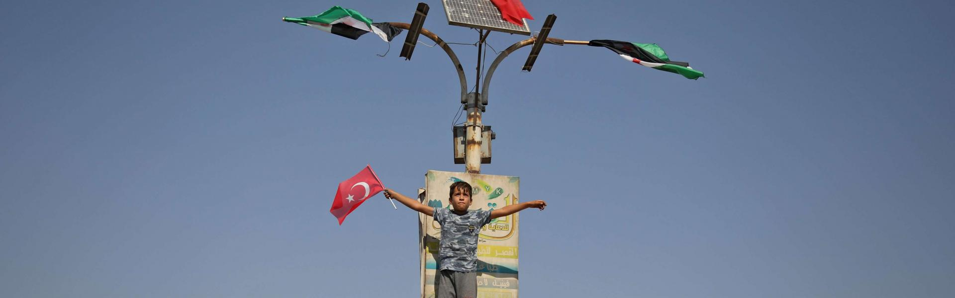 Photo of What will the Idlib buffer zone mean for Turkey's future in Syria?