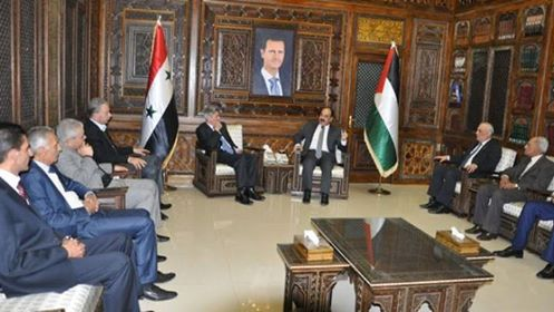 Photo of Jordanian economic delegation heads to Syria today