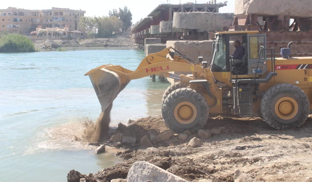 "Photo of Rehabilitation Of The ""Old Bridge"" Enters Its Final Phase"