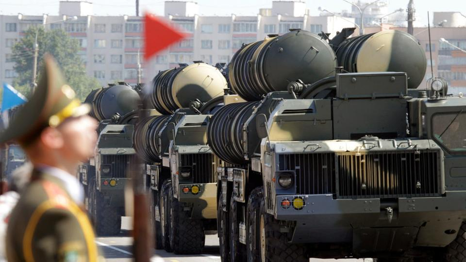 "Photo of American concern _ Israeli after the decision to supply Syria ,Anti-Aircraft ""S-300"" Russian"