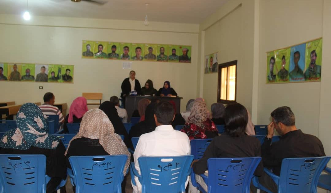 Photo of Tabqa Local Council Organizes An Intellectual Seminar