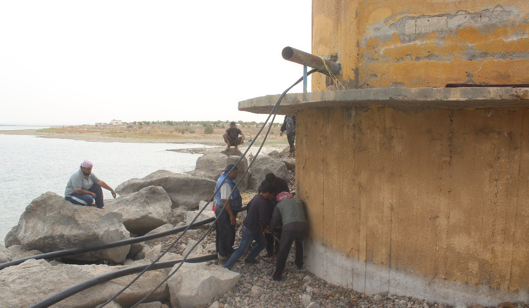 Photo of Rehabilitation Of Ayed Water Pump