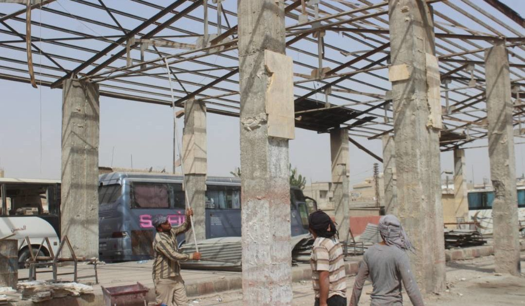Photo of People's Municipality Begins Rehabilitation Of Buses Garage