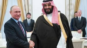 Photo of Russian officials meet Saudi crown prince to discuss Syria