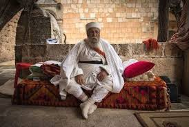 Photo of Yazidi supreme spiritual leader abducted to Russia to renounce autonomous Ezidikhan-