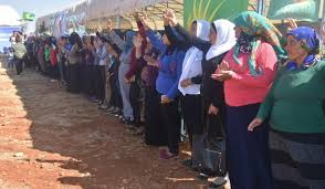 Photo of 'End tragedies against women and society': how Rojava's women's movement responds to violence