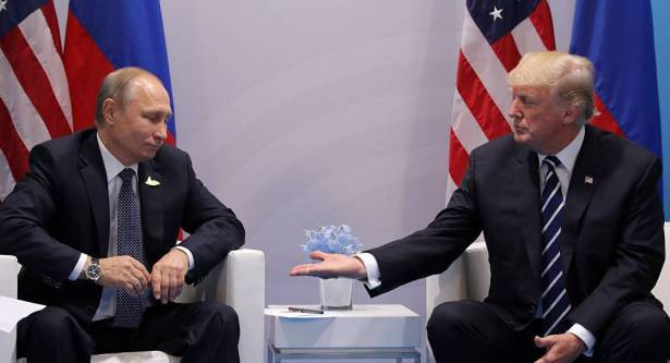 Photo of Russia reveals main objective of meeting between Trump, Putin