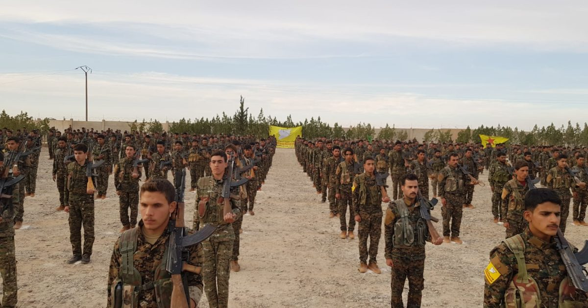 Photo of 800 Fighters In A Second Brigade In Raqqa