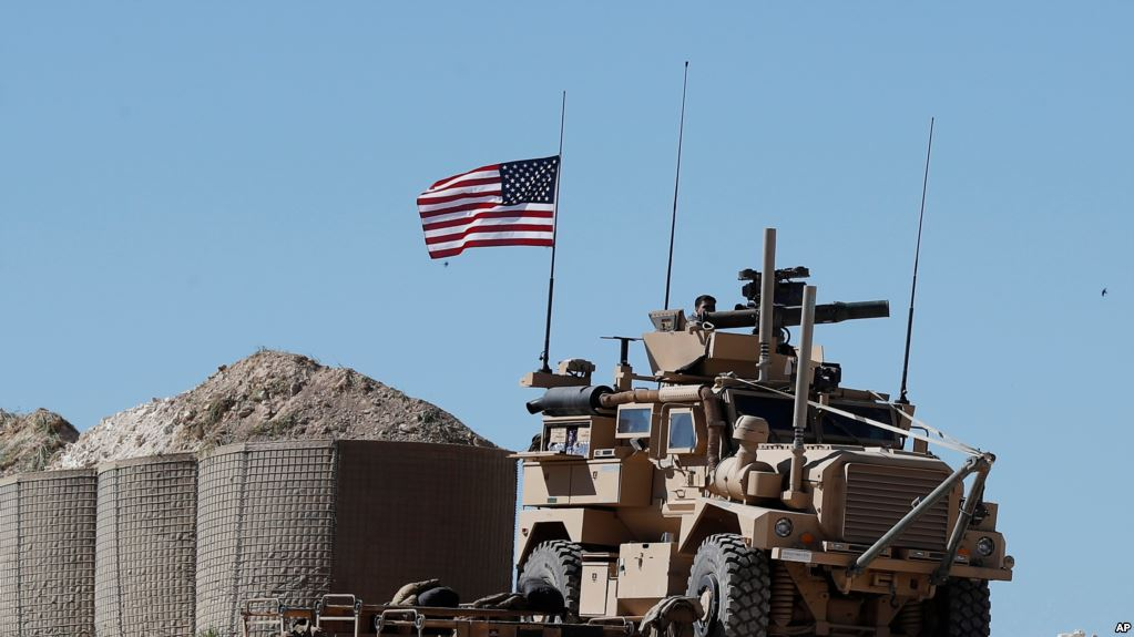 Photo of US Says Committed to Syria, Iraq Beyond Anti-IS Efforts