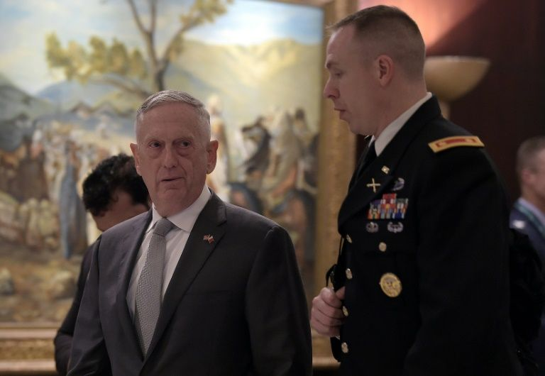Photo of Mattis says Russia cannot replace US in Mideast
