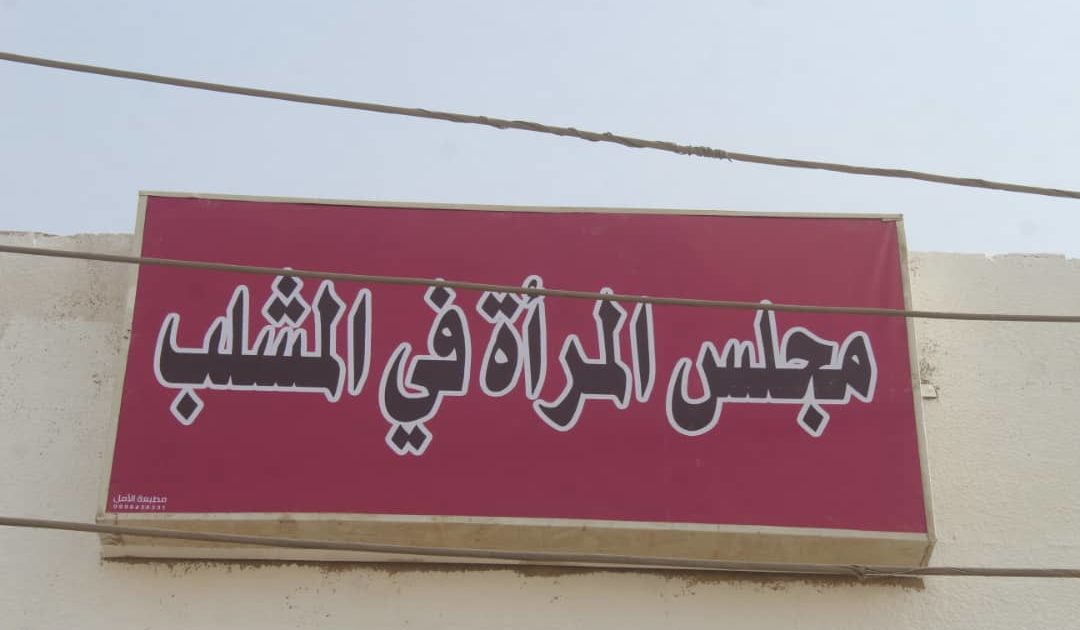 Photo of Opening Of Women's Council In Mashlab District