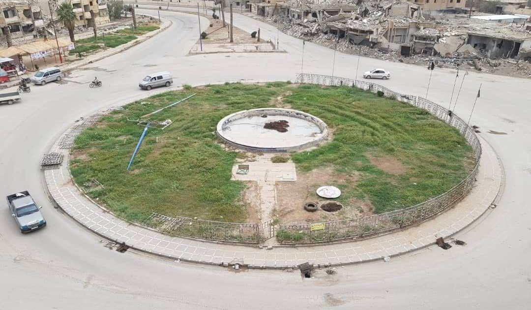 Photo of The Roundabout Of Hell Lives Today Bliss