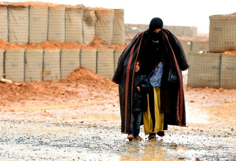 Photo of Displaced to the desert, Syrians struggle to eke out living