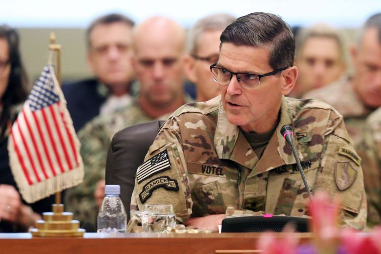 Photo of US not seeking war with Iran, says top general