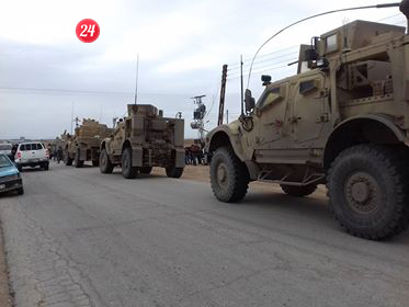 Photo of URGENT : US troops arrive in Derbasiya to spread security in the hearts of residents and send a message to Turkey
