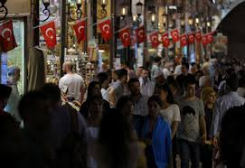 Photo of Turkish inflation hits 15-year high of 25 percent