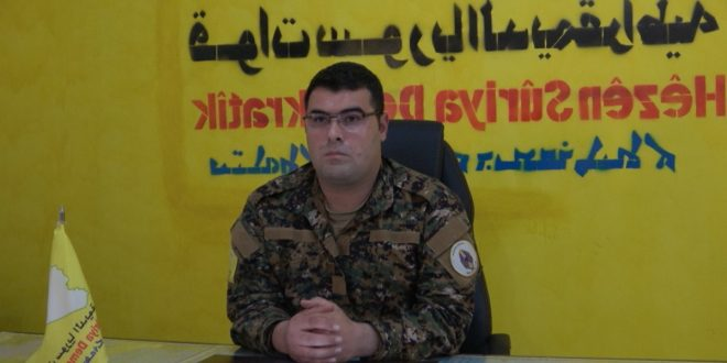 Photo of QSD: Our forces and the coalition will begin joint patrols between Qamishlo and Derek as of Sunday