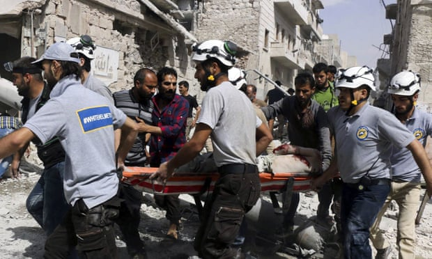 Photo of Syria : Millions of Syrians at risk if Idlib truce fails, White Helmets warn