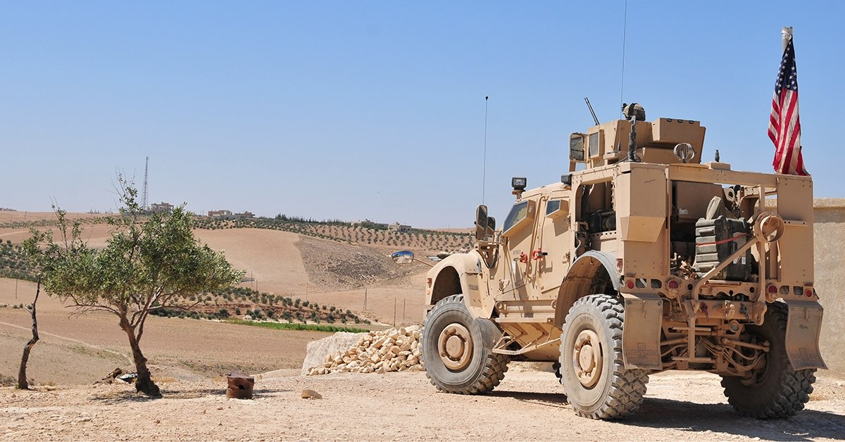 Photo of U.S. forces patrol border between north Syria and Turkey to defuse Turkey's threats