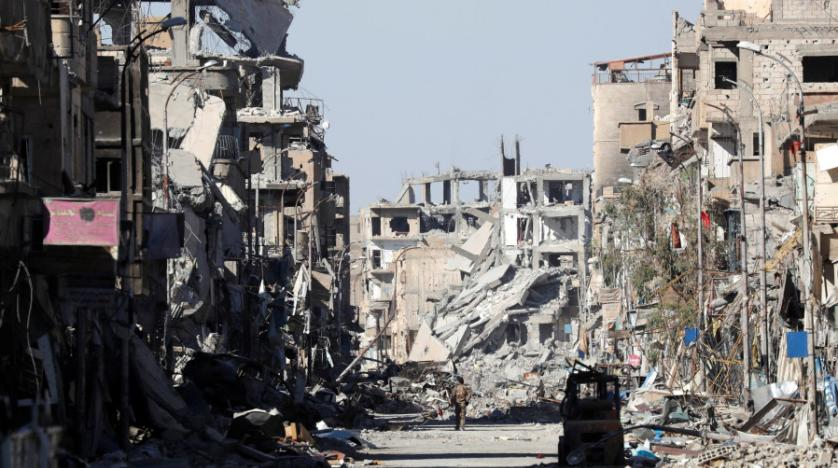 Photo of Tensions in Raqqa Following Assassination of Tribal Sheikh