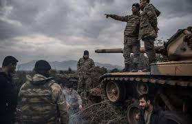 Photo of US Defense Department: invasion of Afrin aided ISIS in Syria