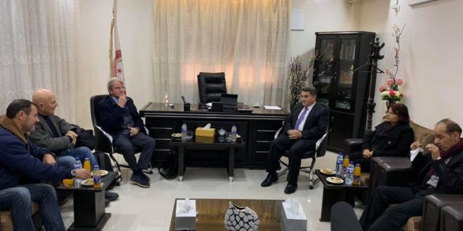 Photo of Breaking News: Kouchner arrives in Qamishli to meet with self-government officials