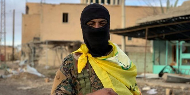 "Photo of SDF reveal the outcome of the fighting in the ""fight against terrorism"" in last 24 hours"