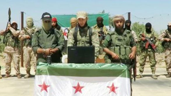 "Photo of The factions of the Syrian interim government are preparing to ""launch an attack"" on Al-Raqqa"