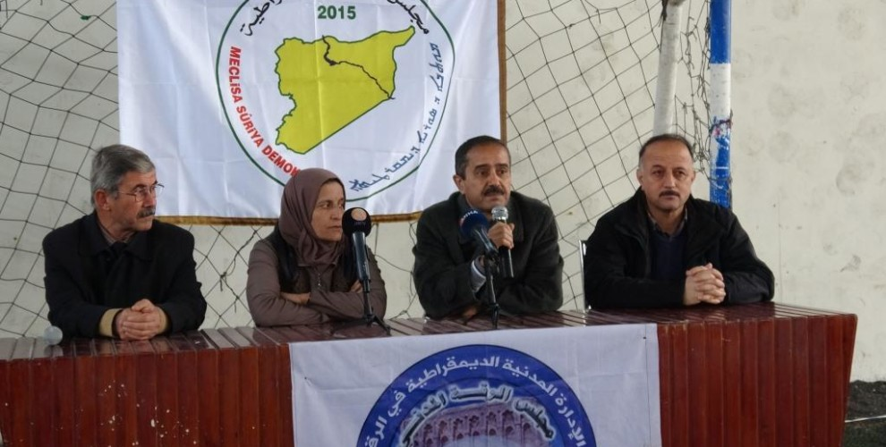 Photo of Raqqa MSD: We want a political solution for Syria