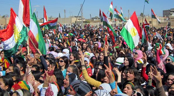 Photo of A group of Kurdish parties calling for a comprehensive Kurdish reference in Roj-Ava