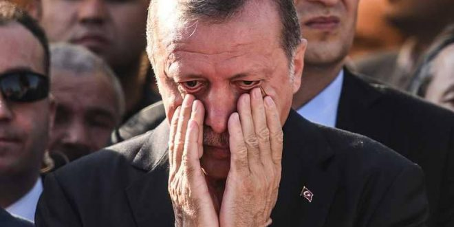 Photo of Erdogan's future in Turkey does not look bright