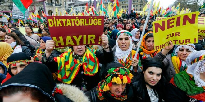 Photo of An Israeli channel  publishes an exciting report on the Kurds will anger Turkey
