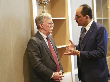 Photo of URGENT: US says Bolton talks with Turks were fruitful and Erdogan is attacking his statements in Israel