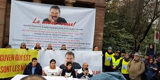 Photo of Kurds promise to continue hunger strikes after Ocalan meeting