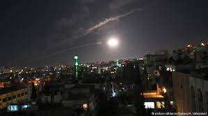 Photo of Syria says air defence responds to Israeli